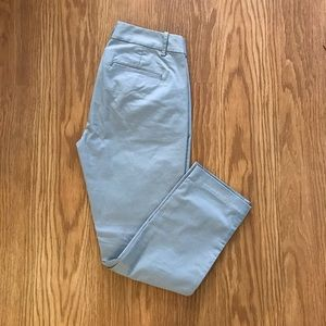 J Crew, Women's Chinos, Ankle length, Size 4P